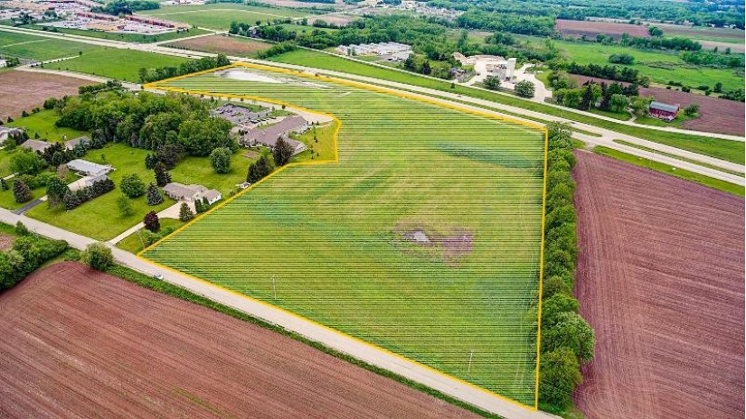 Lt0 Remmel Dr 18.648 Ac. Johnson Creek, WI 53038 by Re/Max Preferred $1,450,000