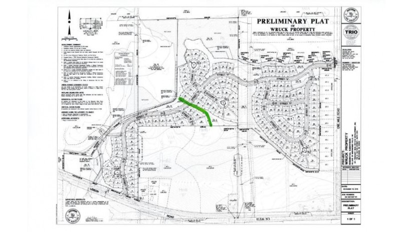 Lot 25 Hickory St Menomonee Falls, WI 53051 by Coldwell Banker Residential Brokerage $124,900