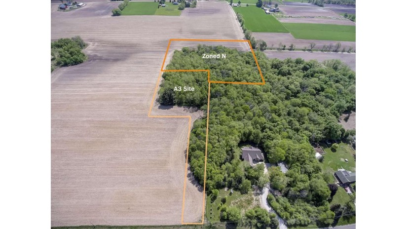 Lt1 Farmington Rd Farmington, WI 53137 by First Weber Inc - Johnson Creek $169,900