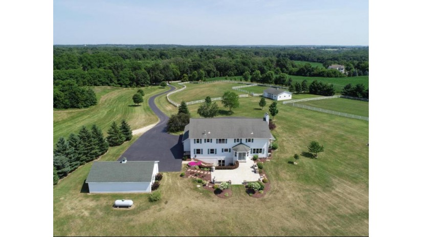 N9589 Eagle Rd Troy, WI 53119-1957 by Century 21 Affiliated - Delafield $749,900
