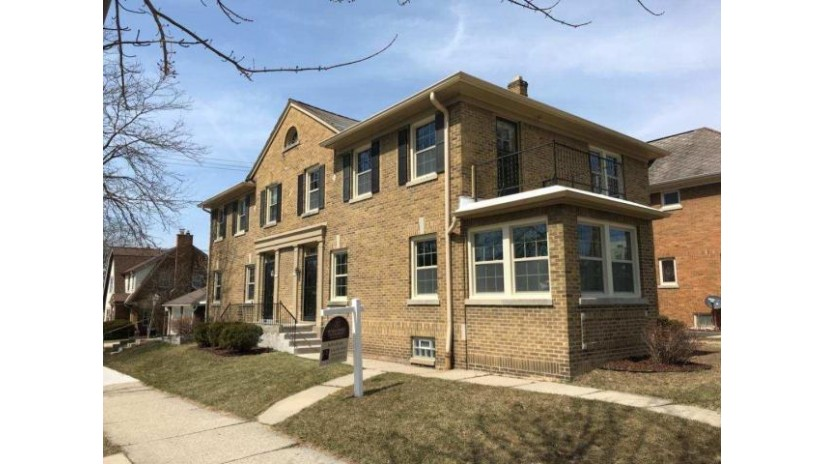 1616 Kenmore PL Shorewood, WI 53211-1932 by Berkshire Hathaway Homeservices Metro Realty $279,000