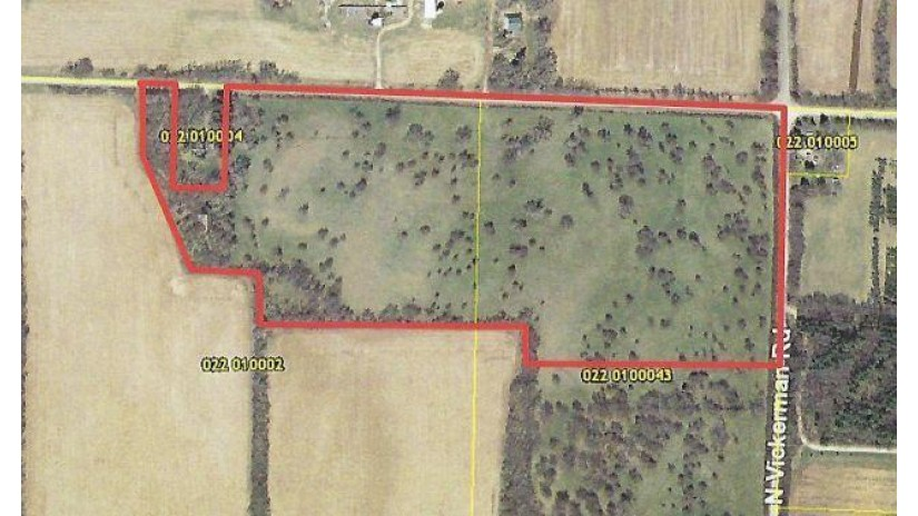 Lt0 E County Line Rd Lima, WI 53538 by Bill Stade Auction & Realty $239,000