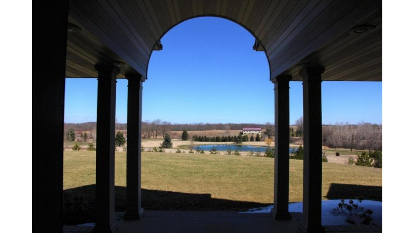 W651 Danes RD New Holstein, WI 53061-9713 by Pleasant View Realty, Llc $894,900