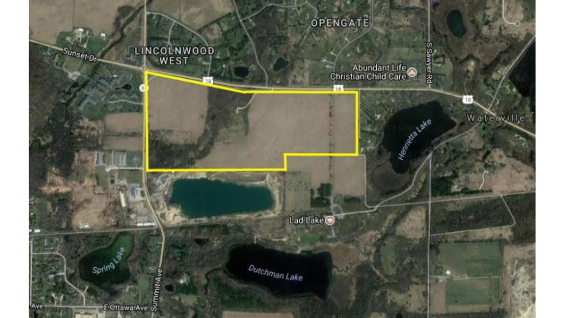 Lt1 Sunset Dr Summit, WI 53066 by Point Real Estate $3,490,000