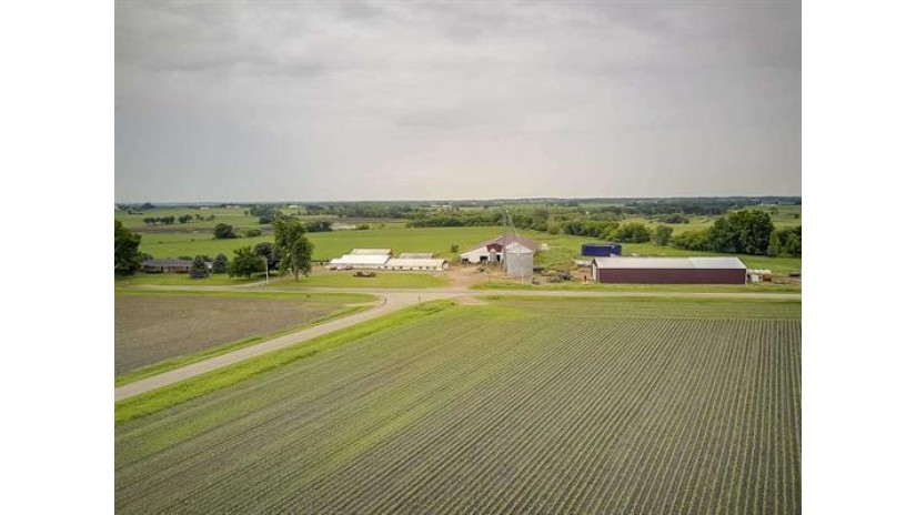 W381 County Rd A Randolph, WI 53956-9454 by First Weber Inc - Johnson Creek $1,200,000