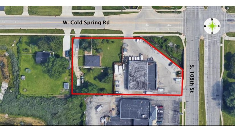 4305 S 108th St Greenfield, WI 53228 by Anderson Commercial Group, Llc $850,000