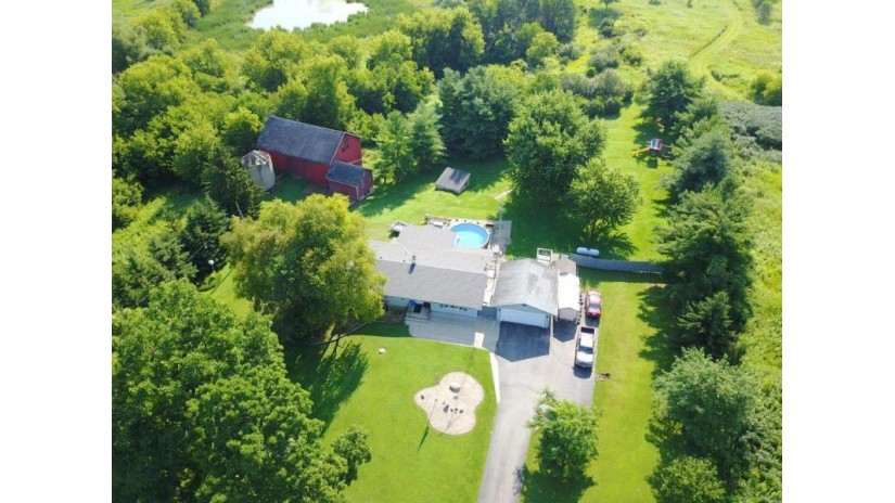 N6050 County Road S Lake Mills, WI 53551 by Re/Max Community Realty $454,900