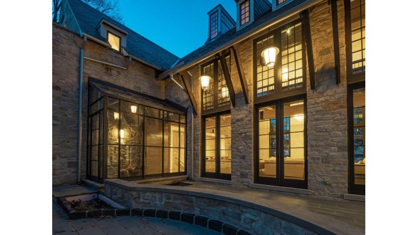 W4484 Basswood Dr Linn, WI 53147-3908 by Geneva Lakefront Realty $10,995,000