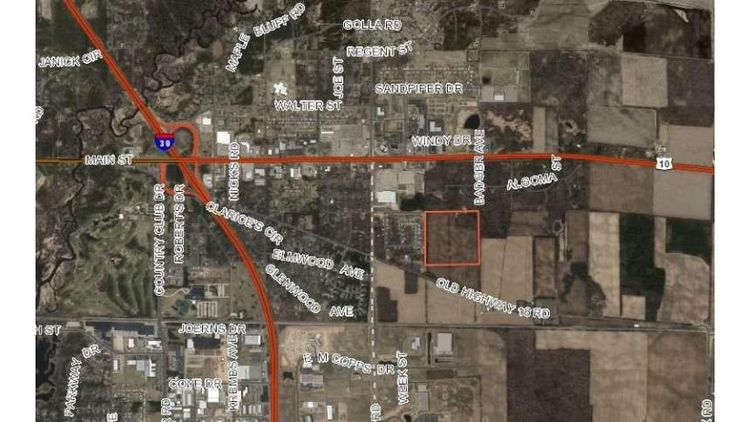 Old Highway 18 Town Of Hull Stevens Point, WI 54481 by Nai Pfefferle $1,120,000