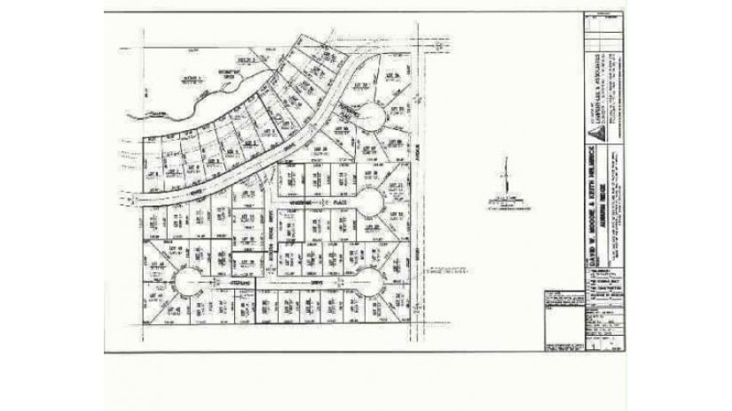 Lot 33 Auburn Ridge Subdivision Plover, WI 54467 by Erbes Realty $51,900