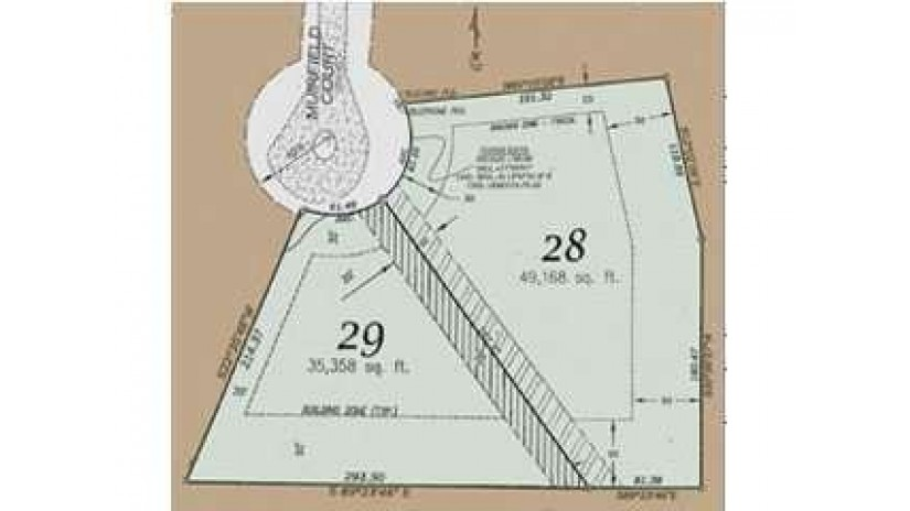 Lot 29 Muirfield Ct Baileys Harbor, WI 54202 by Bay Lakes Builders & Development $72,900