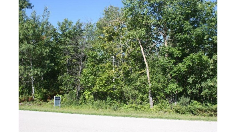 0 Bluff Ledge Rd Sturgeon Bay, WI 54235 by Cb The Real Estate Group Fish Creek $99,900