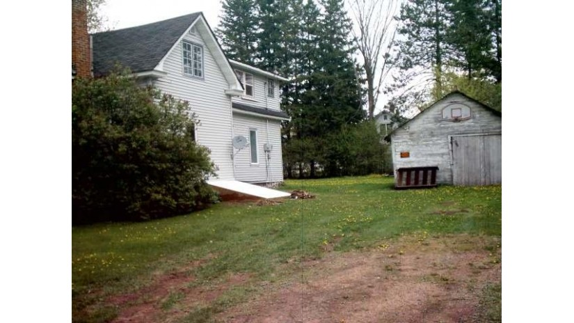 263 Wisconsin St Park Falls, WI 54552 by Homestead Realty - Phillips $59,900