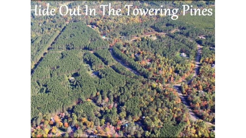 Lot 4 Old Hwy 51 Arbor Vitae, WI 54568 by First Weber - Minocqua $34,900