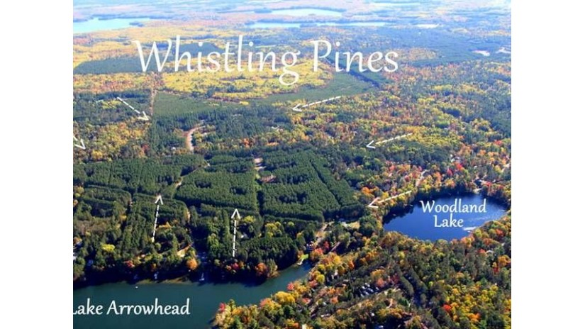 Lot 8 Old Hwy 51 Arbor Vitae, WI 54568 by First Weber - Minocqua $34,900