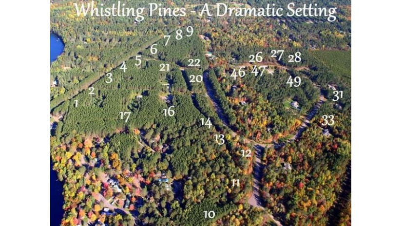 Lot 49 Bosshard Circle Rd Arbor Vitae, WI 54568 by First Weber - Minocqua $31,900