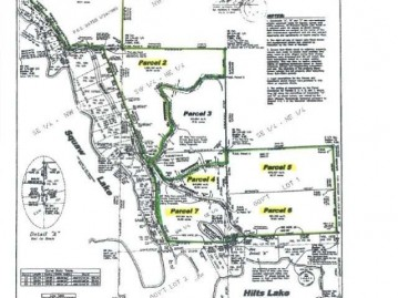 Off Squaw Lake Rd, Harrison, WI 54487