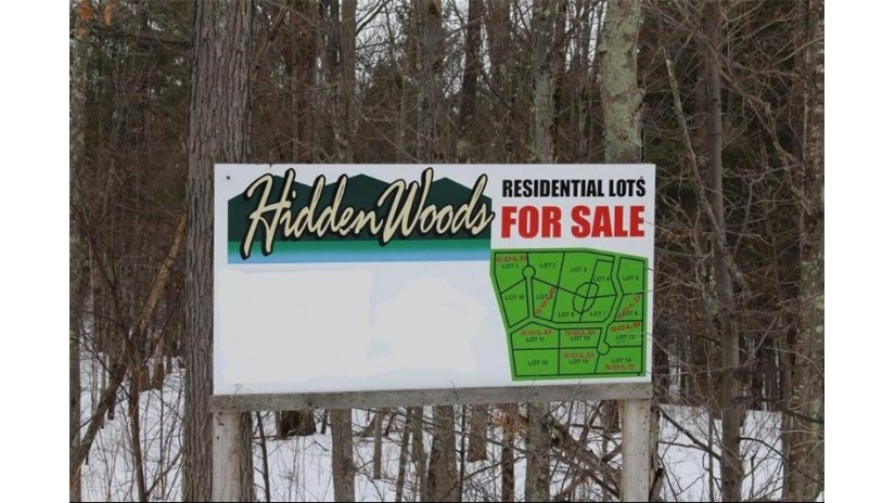 Lot 16 Hidden Woods Dr Drive Hayward, WI 54843 by C21 Woods To Water $16,900