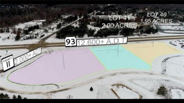 Lot #41 Hwy 93 And Double Ii, Eau Claire, WI 54701