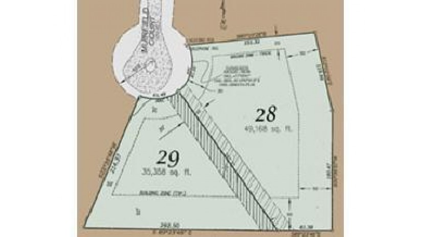 MUIRFIELD CT Lot 29 Bailey's Harbor, WI 54202 by Bay Lakes Builders and Development $72,900