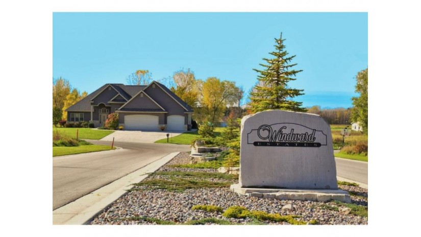 1568 MISTRAL Lane Fond Du Lac, WI 54935-8028 by Roberts Homes and Real Estate $34,900