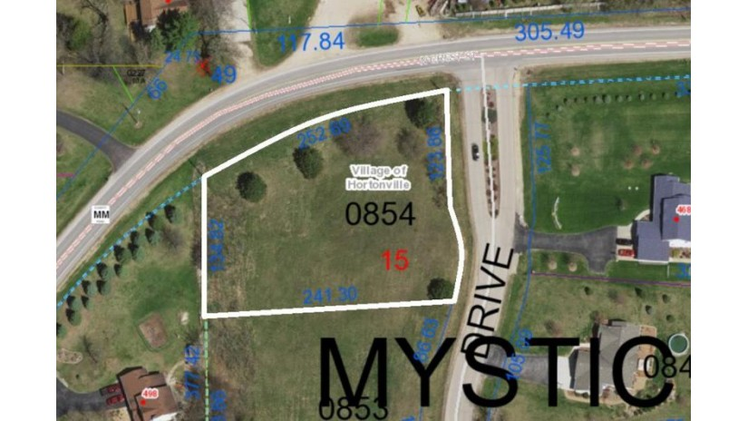 MYSTIC Drive Hortonville, WI 54944-1101 by Century 21 Ace Realty $31,900