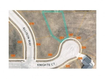 KNIGHTS Court, Campbellsport, WI 53010-2272