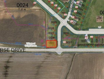 106 THEUNIS Drive, Wrightstown, WI 54180-0000