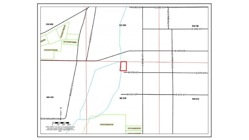 L9-10 W 5th St Westfield, WI 53964 by Whitemarsh Properties Llc $64,900