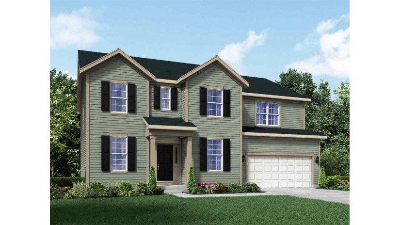 937 Lavender Way Deforest, WI 53532 by New Home Star Wisconsin Llc $433,990