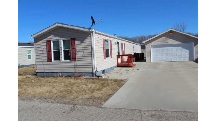 897 E Lake St 109 Lake Mills, WI 53551-1778 by First Weber Inc $64,500