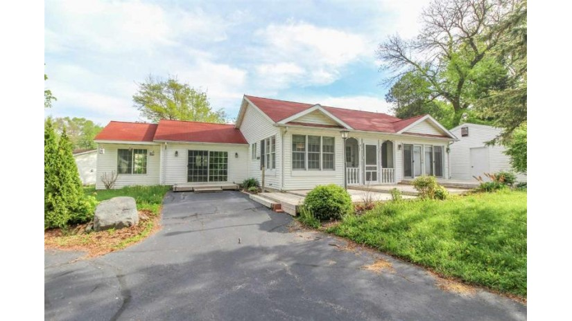 W9182 Ripley Rd Oakland, WI 53523 by First Weber Inc $365,000