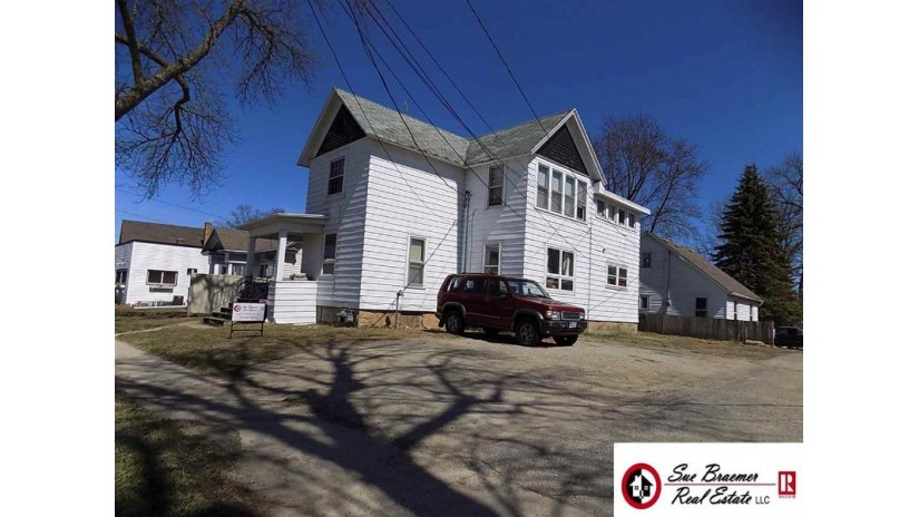 505 Madison St Beaver Dam, WI 53916 by Sue Braemer Real Estate, Llc $97,100