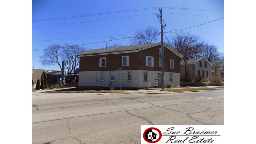 301 Madison St Beaver Dam, WI 53916 by Sue Braemer Real Estate, Llc $83,000