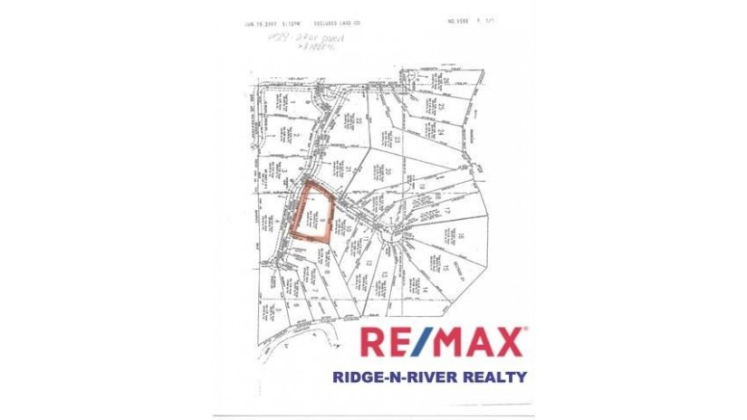 L9 Skyview Ln Eastman, WI 54626 by Re/Max Ridge-N-River $59,900