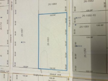 0.75 Ac French St, Quincy, WI 53934