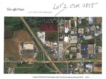 Lot 2 Lake Rd, Windsor, WI 53598